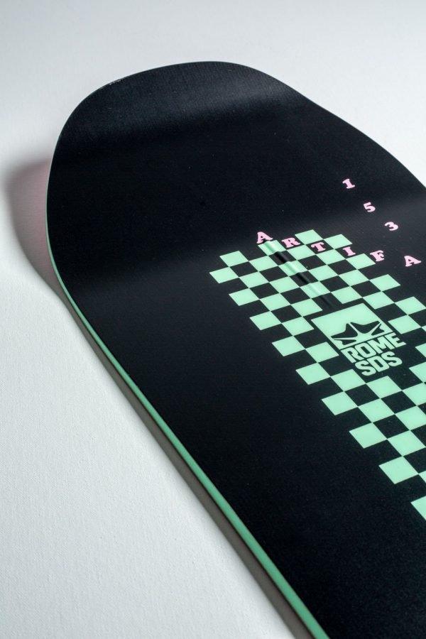 Rome Snowboards Artifact