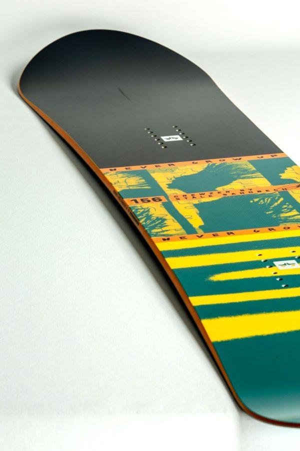Rome Snowboards Stale Crewzer