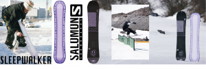 Salomon Snowboards Sleepwalker